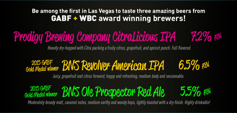 Award Winning Beers